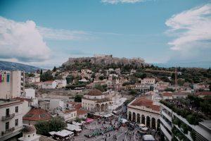 תמונת אתונה - מבט על