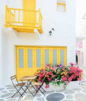 שכונה יוונית באתונה