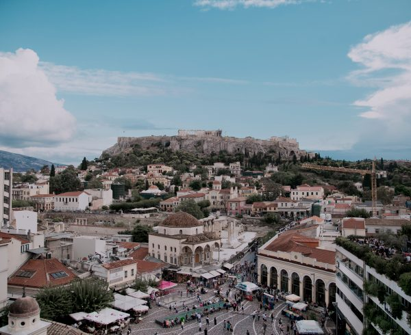 שכונות מומלצות באתונה